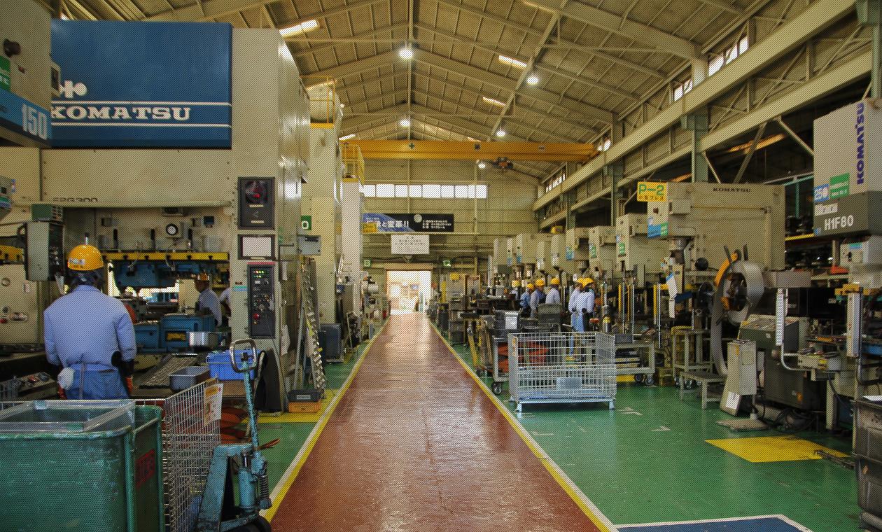 東栄工業株式会社|農機.建機.船舶機器.エンジン付帯部品